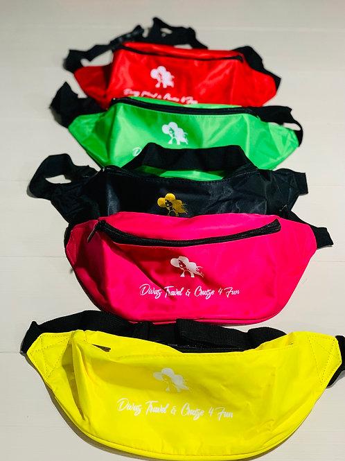Divas Travel Waist Fanny Pack