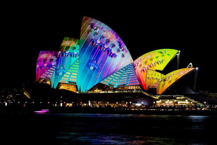 Beautiful Australia DTC4F