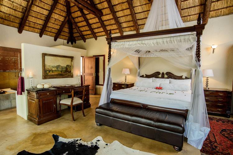 Bedroom at Shiduli