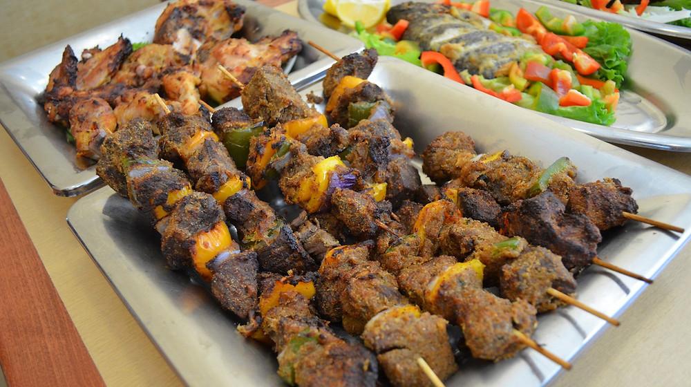 Beef Khebabs