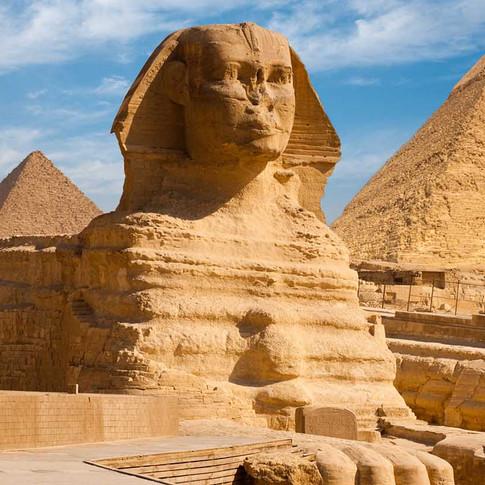 Egypt-Giza-Sphynx