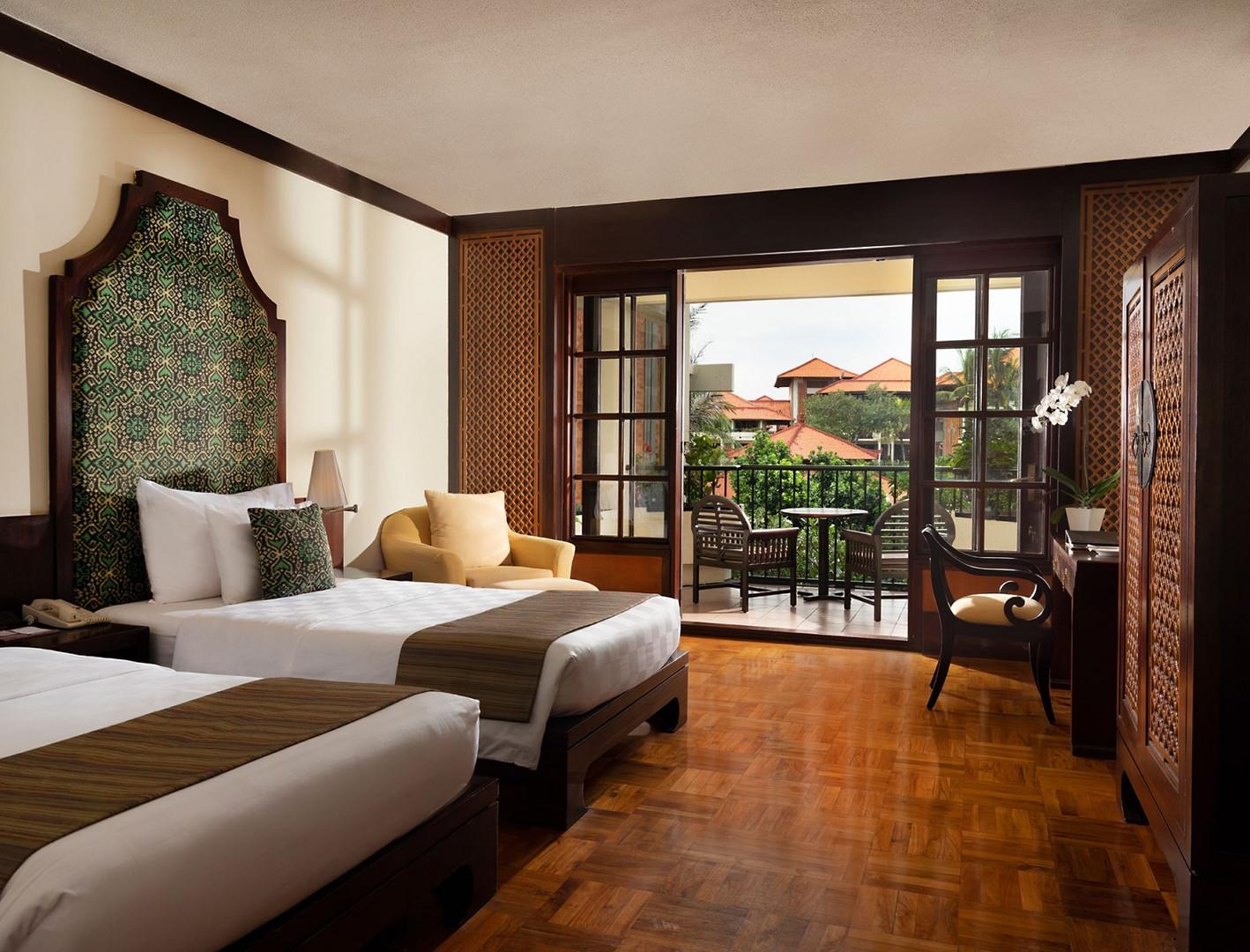 Ayodya Resort Bali Grand Twin