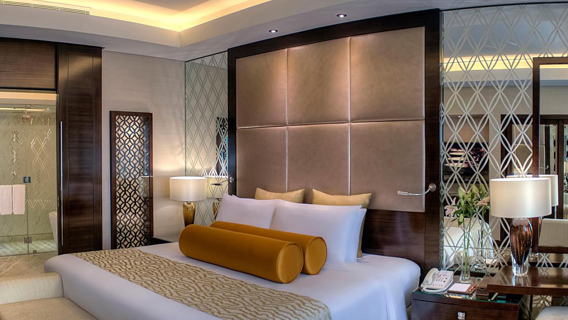 Single Room -Crowne Plaza DTC4F