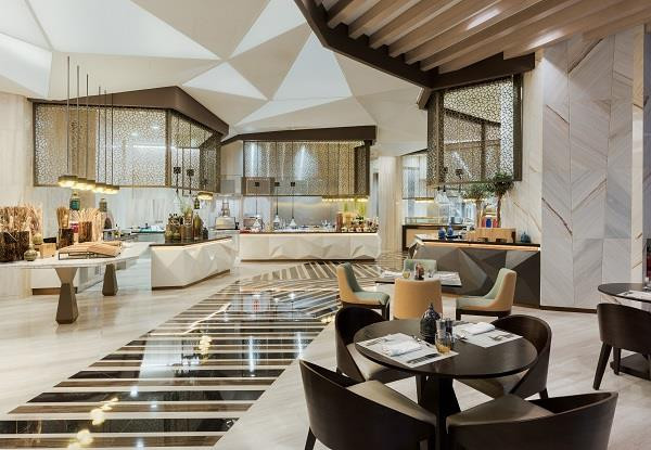 Kempinski Hotel Muscat Dining