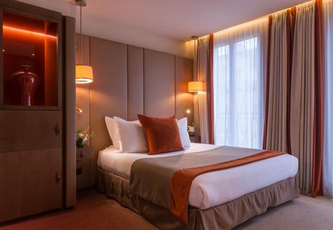 La Bourdonnais Bedroom