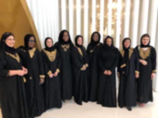 Small Group in Dubai