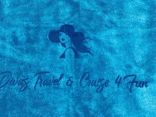 Divas Travel Towel