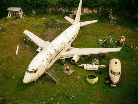 Should You Go Here: Bali's Abandoned Plane Attraction