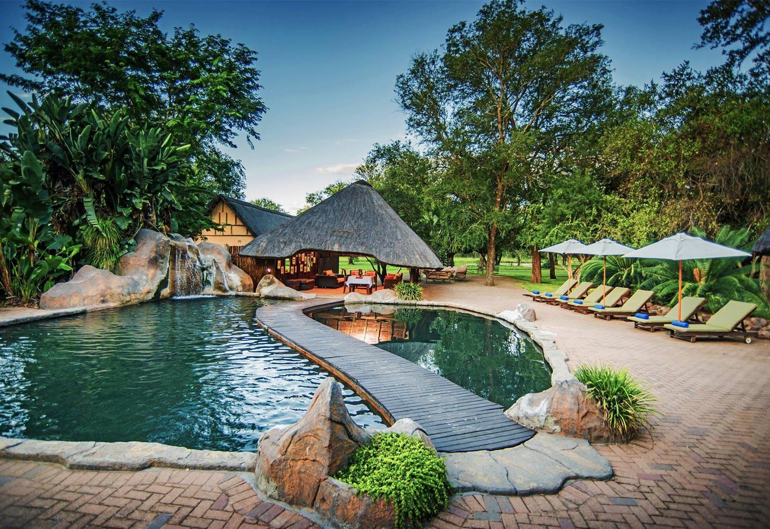 Shiduli Private Game Luxury Lodge