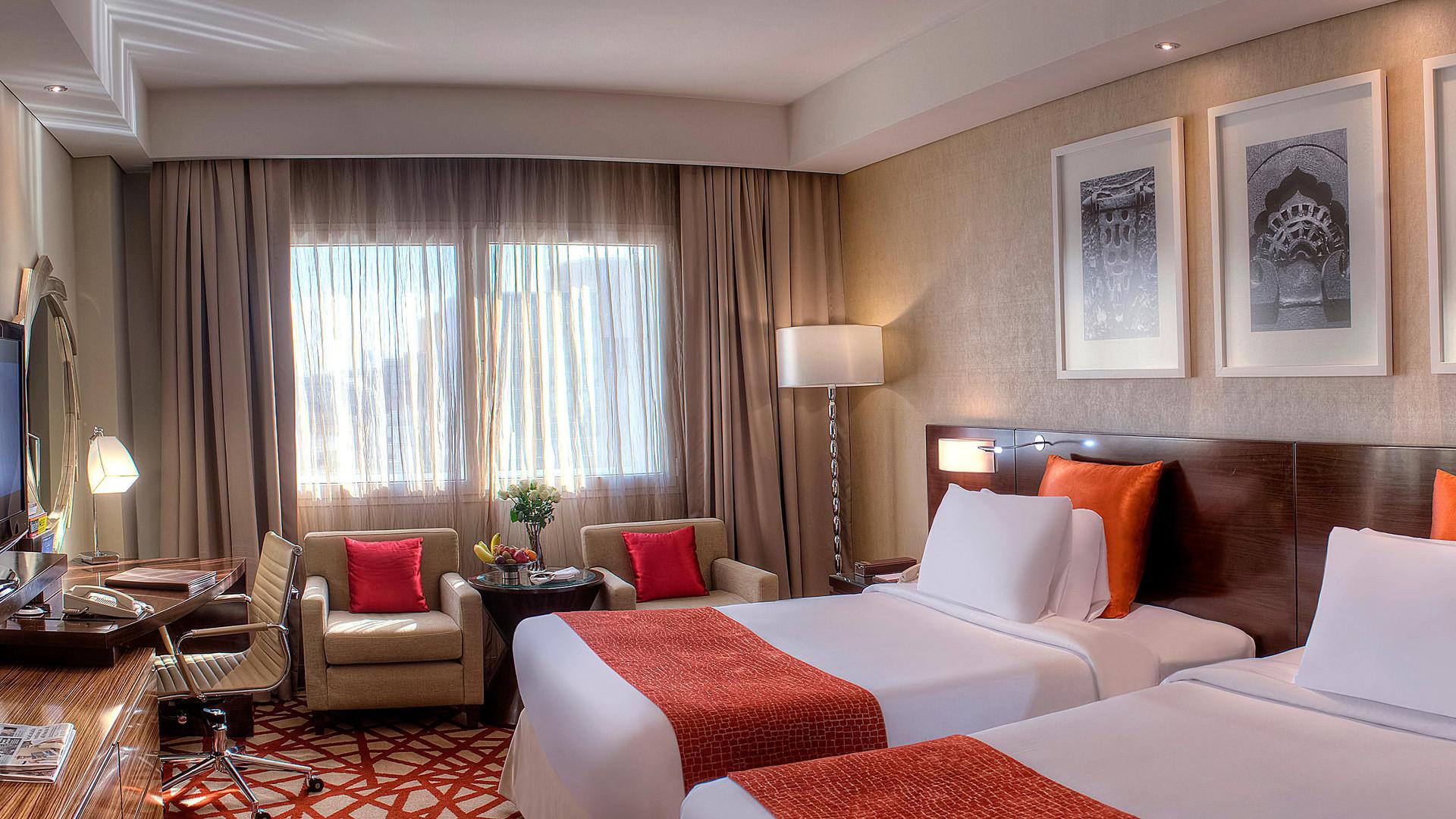Double Bedroom - Crowne Plaza DTC4F