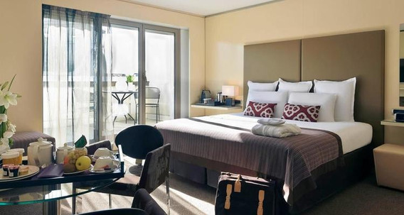Bedroom -Mercure Centre Notre Dame