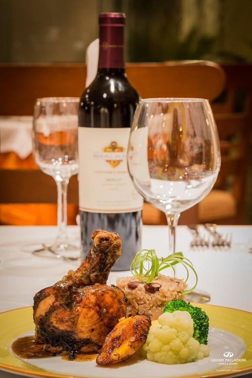 Grand Palladium Resort Delicious Cuisine -DTC4F