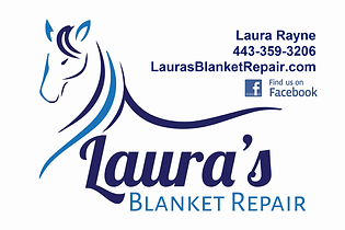 Laura's Blanket Repair!