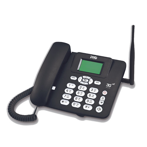 Teléfono Celufijo 3G PROCS-5035