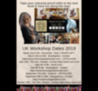 Lisa Ann Watkins - workshops 2019 square