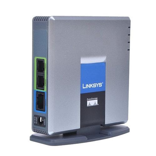 Linksys PAP2T-NA Adaptador VOIP para Telefonía IP