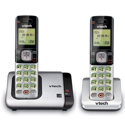 Teléfono Duo Inalámbrico con Altavoz VTech CS6719-15