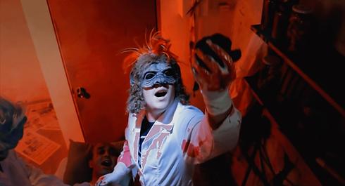 videoclip chileno, videoclip, ocho monos, 8 monos, cumbia, fusion, cumbia fusion, rock latino, latin music, praxinoscopio films, pxfilms, cine chileno, hipolito gutierrez, odette gonzalez