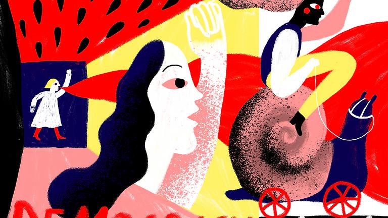 Frauenwahlrecht und Demokratie heute: Kritik, Erinnerung, Visionen