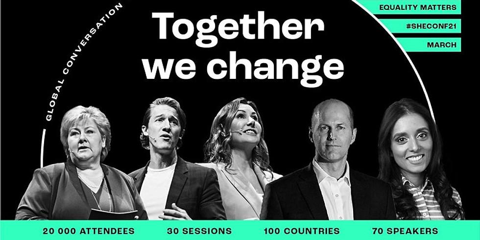 Together We Change