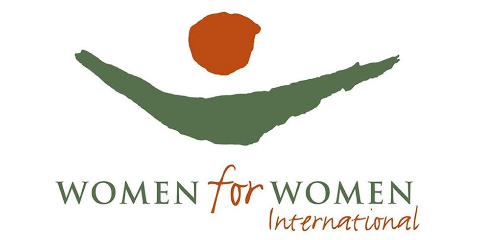 Women For Women International 2021 Luncheon
