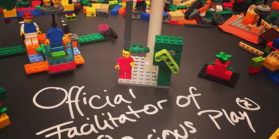 Deep Play :: Become a certified Facilitator LEGO® Serious Play®
