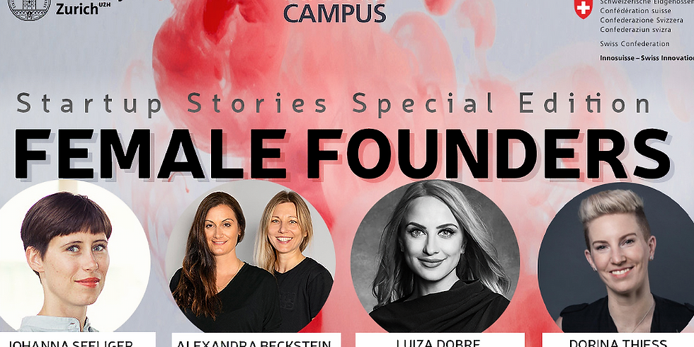 Female founders - Startup stories special edition