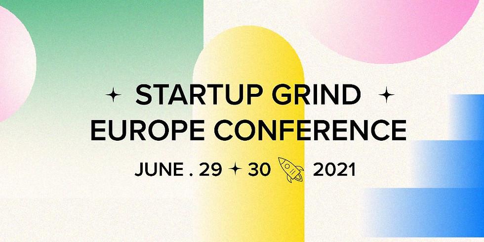 Startup Grind Europe Conference