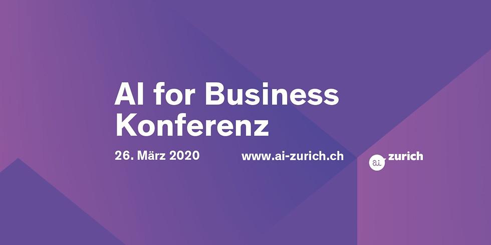 AI for Business Konferenz