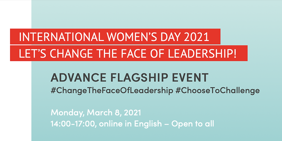 Let's change the face of leadership