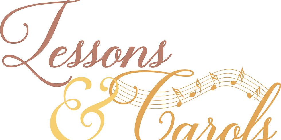 Lessons & Carols Worship Service