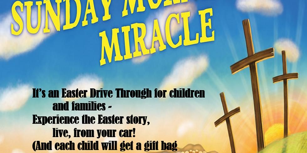 Community Drive Through Easter Egg Hunt