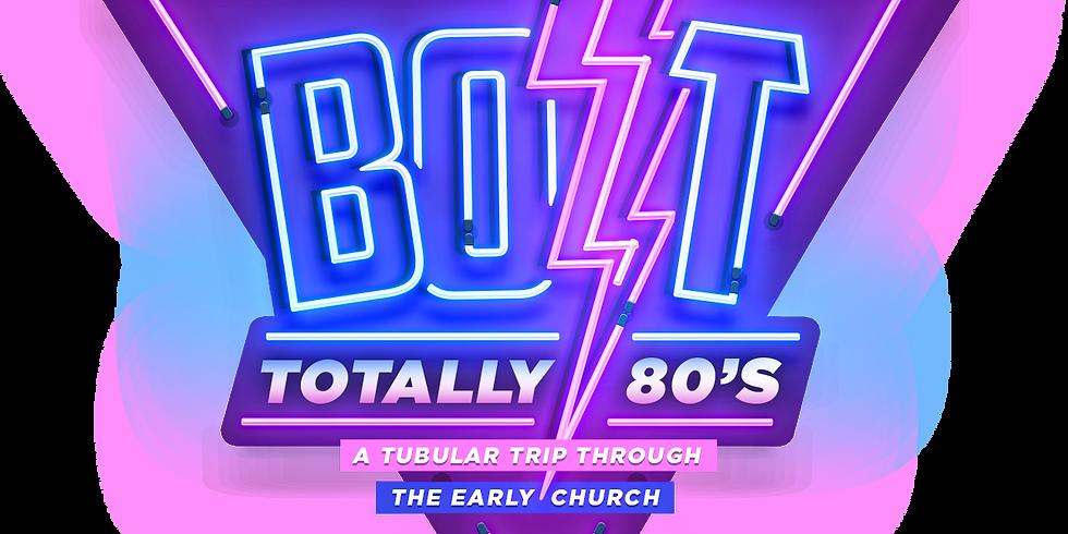 BOLT Totally 80s Virtual VBS