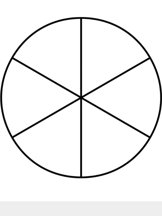 Manic Monday ~ The Pie Chart Test (PART 1)