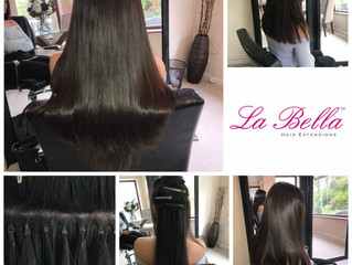 La Bella's Most Discreet Hair Extensions
