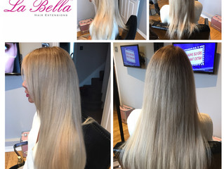 The Perfect Blonde Hair Extensions
