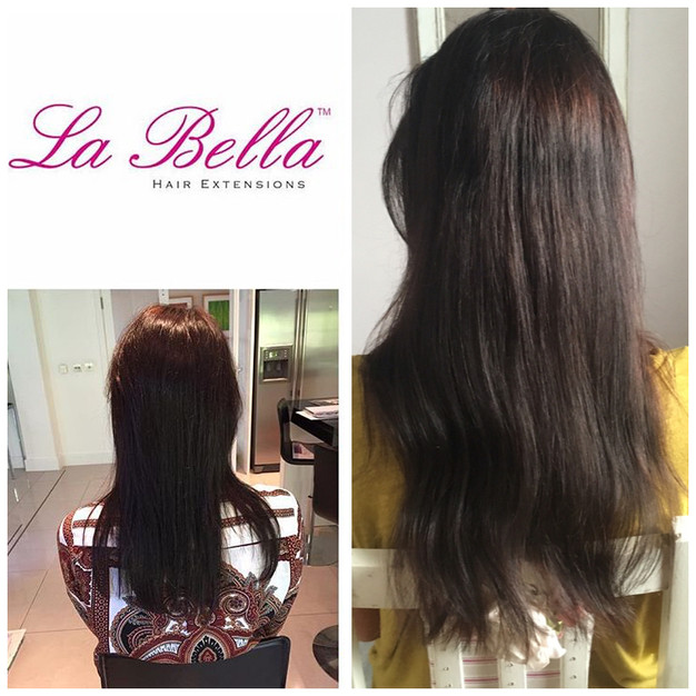 Hair extensions and damage faq la bella nano ring hair extensions do hair extensions damage your hair hair extensions have come a long way over the past few years and nano rings are one of the safest methods available pmusecretfo Choice Image