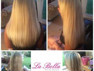 La Bella Blondes!