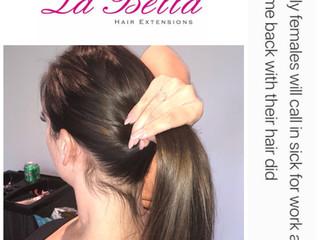 Discreet Hair Extensions