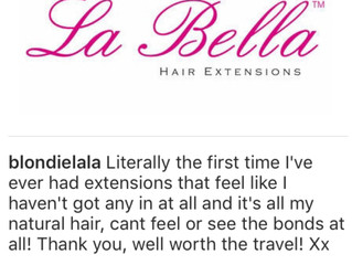 Instagram @Labellahairextensions