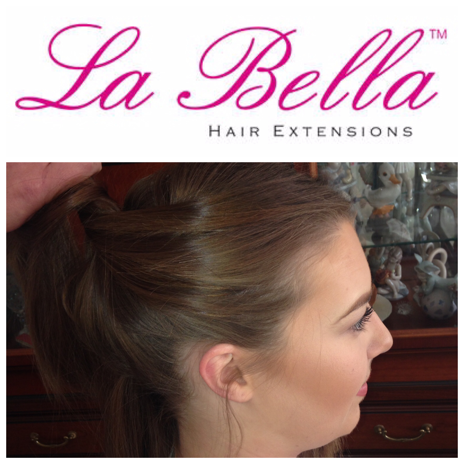 La Bellas Most Discreet Hair Extensions La Bella Nano Ring Hair