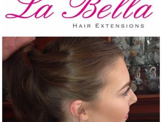 La Bella's Most Discreet Hair Extensions