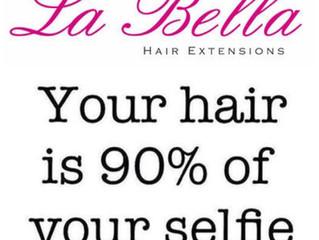 HAIR SELFIES!