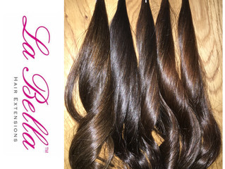 Curly La Bella Hair Extensions