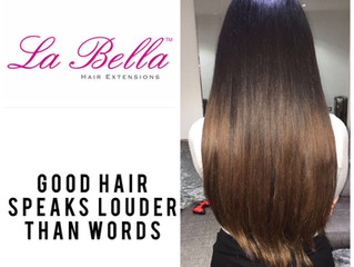 Great Hair Speaks La Bella!