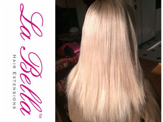 "12"" La Bella Hair Extensions"