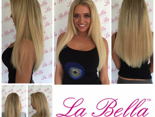 TOWIE & La Bella Hair Extensions