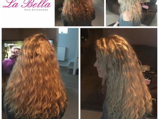 Naturally Curly La Bella Hair