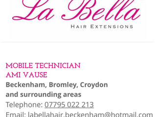 La Bella Hair Extensions Beckenham