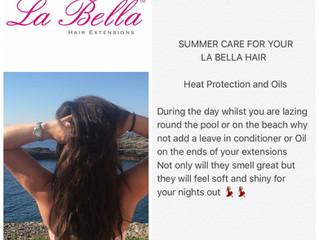 La Bella Summer Hair Care